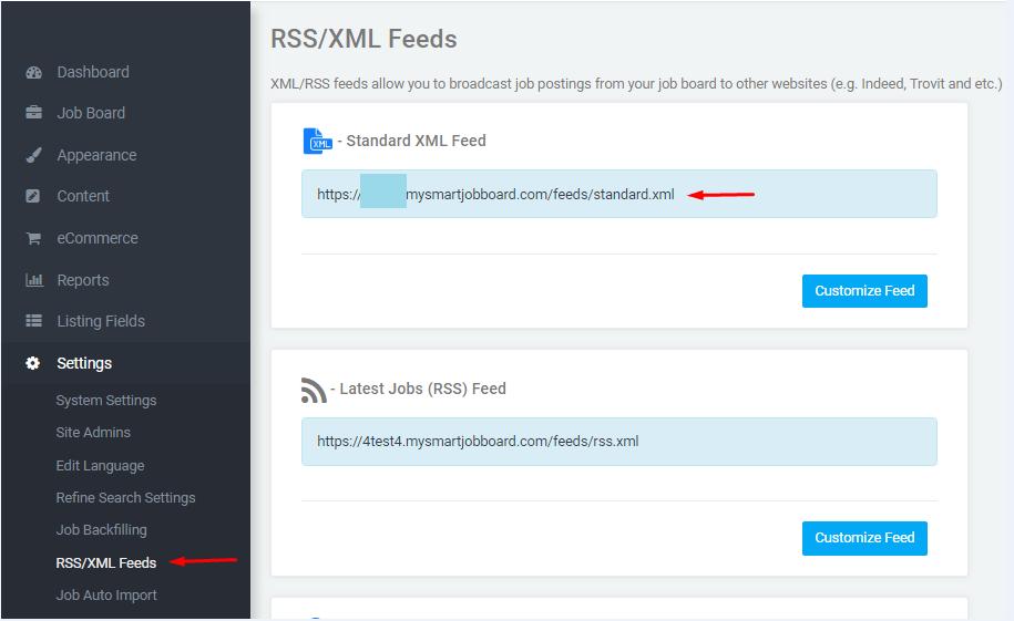 standard-xml-feed
