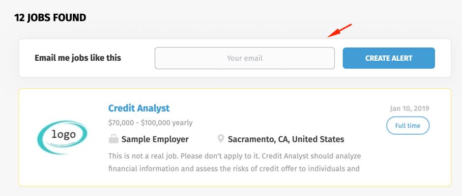 job-alert-sr