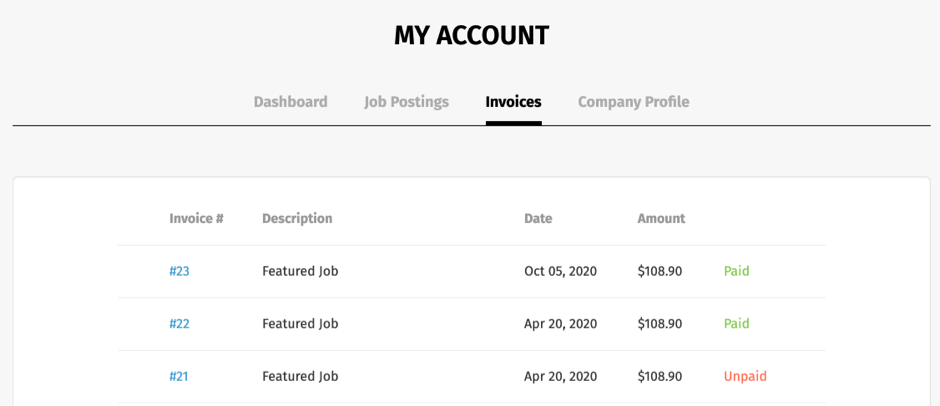 employer-invoices