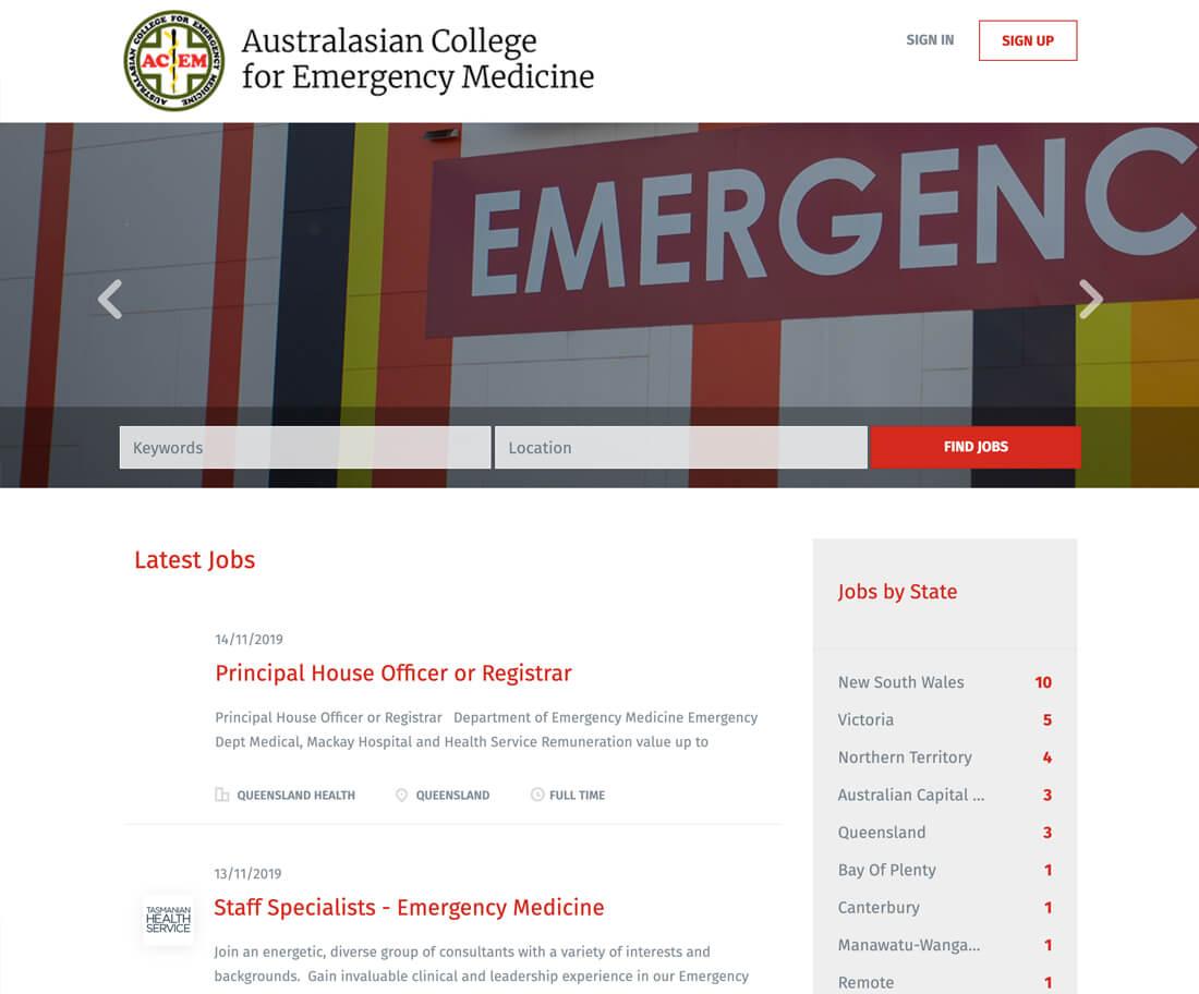 jobs.acem.org.au