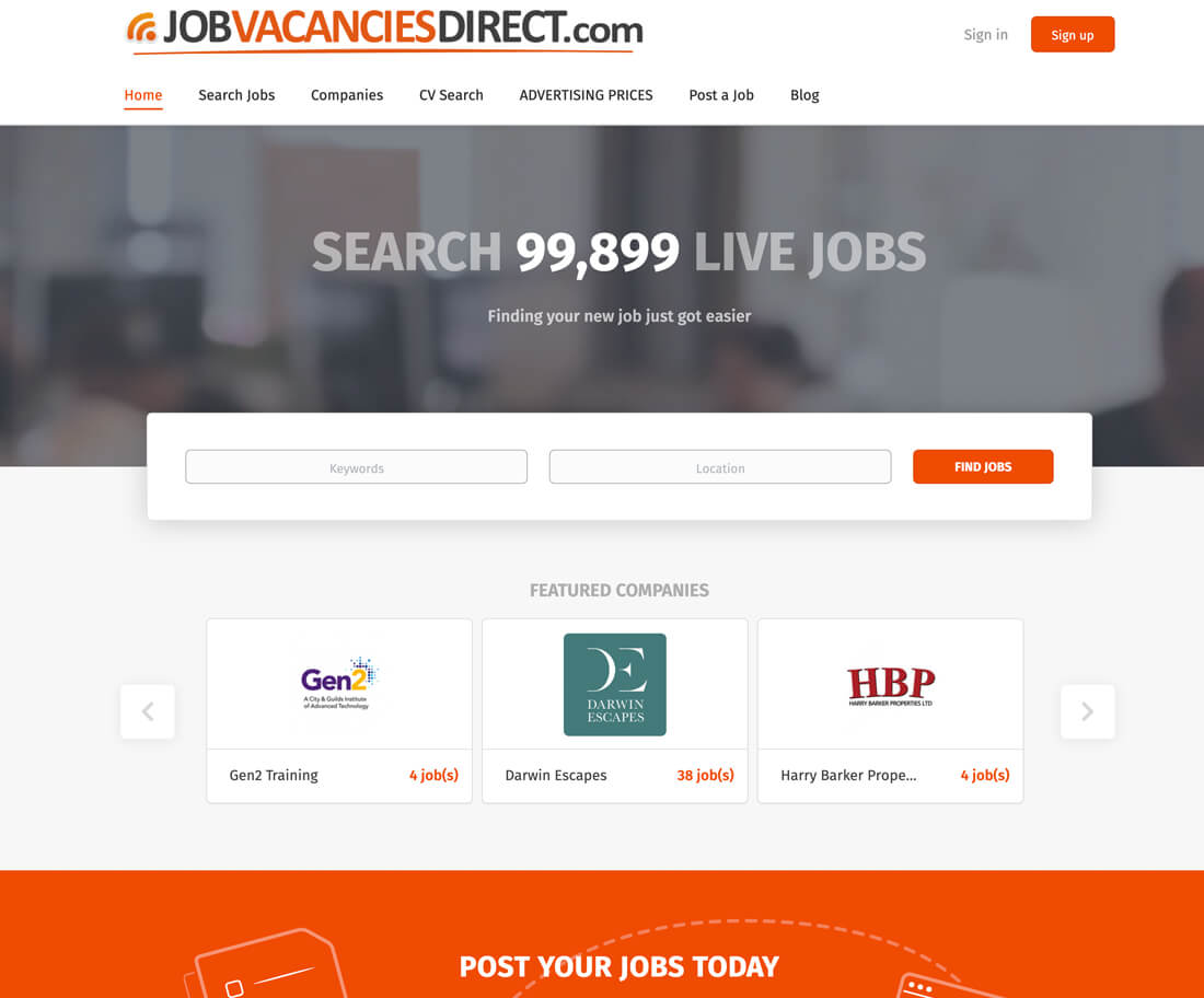 jobvacanciesdirect.com