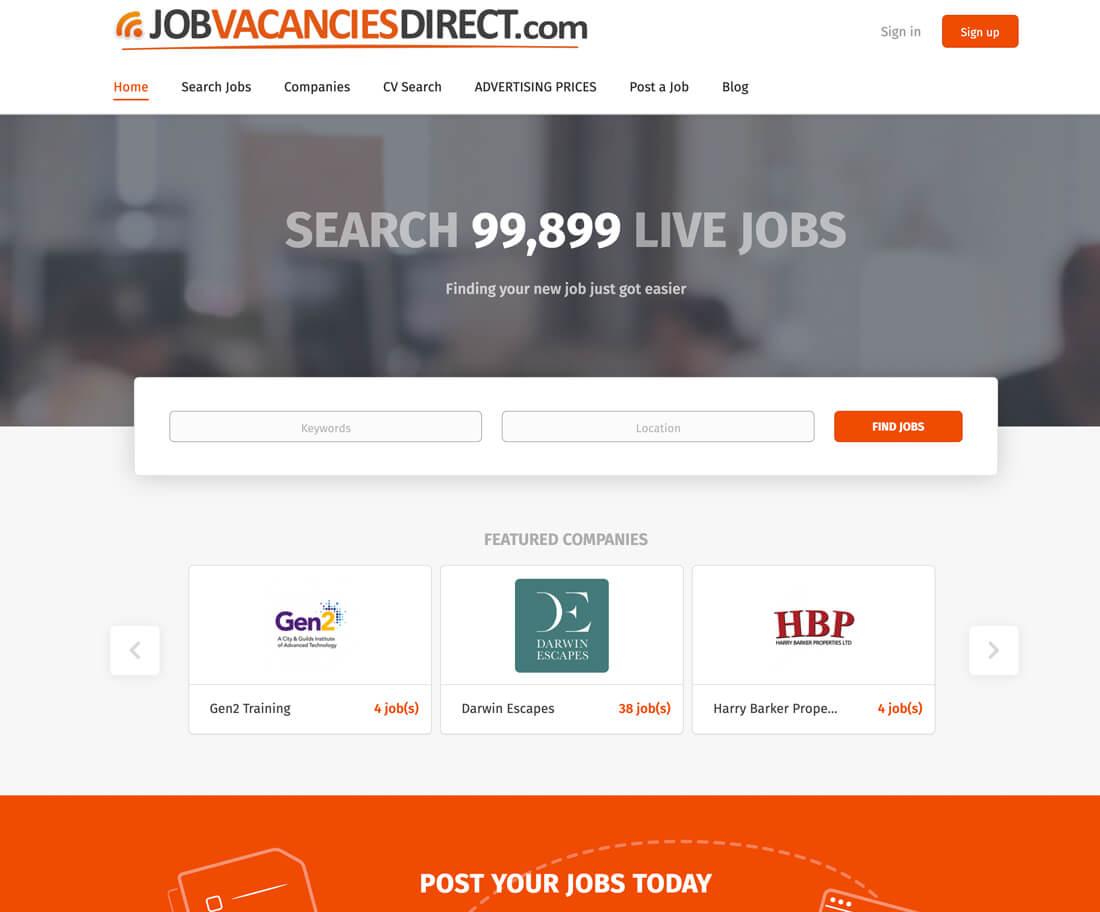 jobvacanciesdirect.com